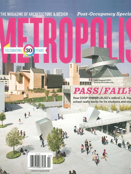 Metropolis - July/August 2011