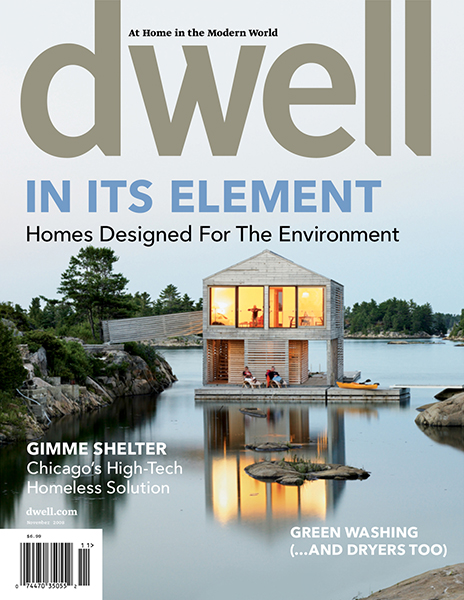 Dwell - November 2008