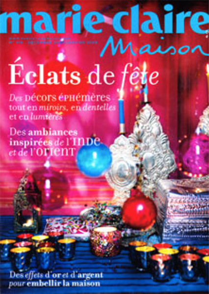 Marie Claire Maison - December / January 2007