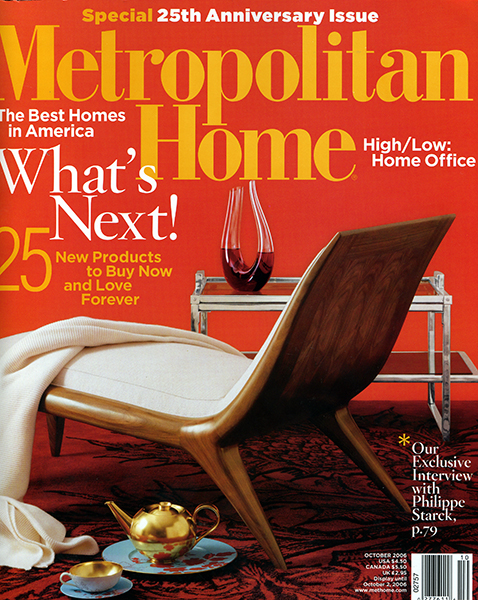 Metropolitan Home - October 2006