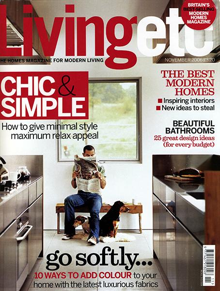 Living etc - November 2006