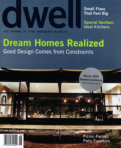 Dwell - June 2005