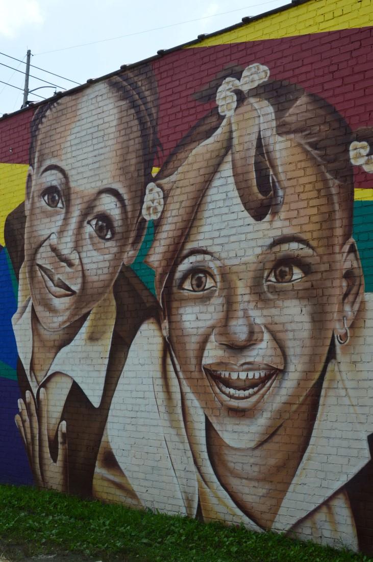 Street Art EAV - Atlanta - The City Dweller (30) (Custom)