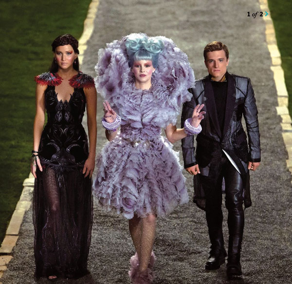 The City Dweller - Hunger Games - Swan House (93)