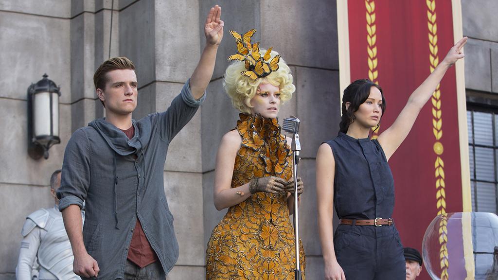 The City Dweller - Hunger Games - Swan House 91