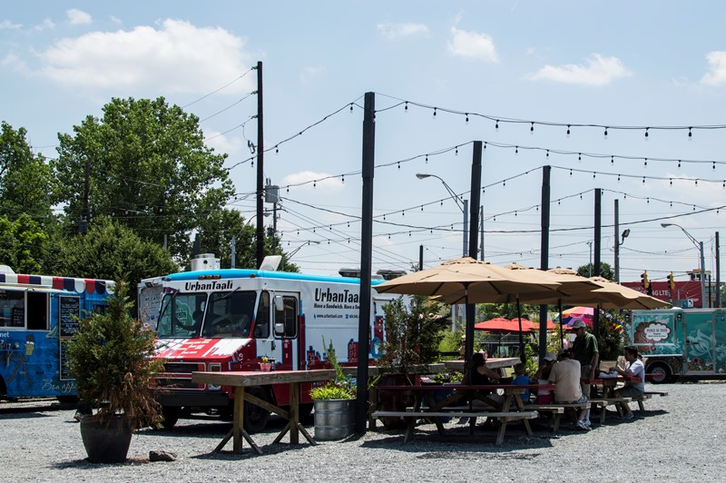 Atlanta Food Truck Park - The City Dweller (1)