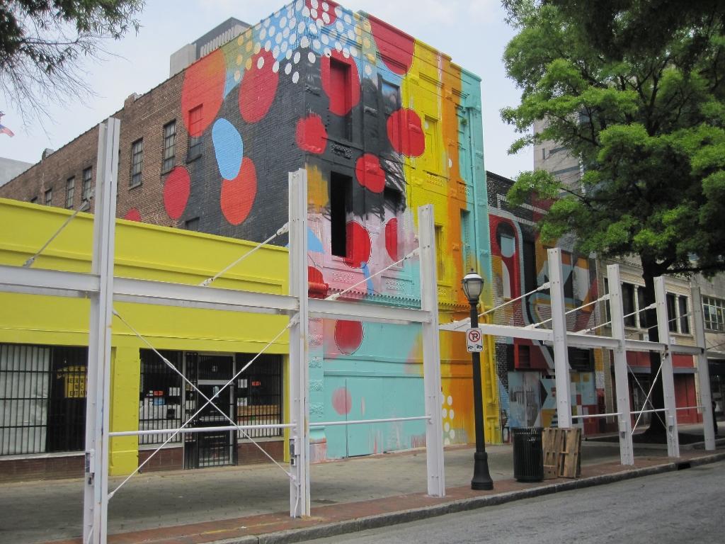Downtown - Street Art - The City Dweller (4)