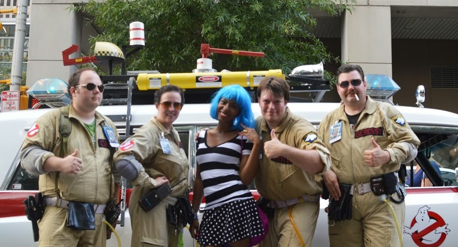 DragonCon 2013 - Atlanta - The City Dweller (16)