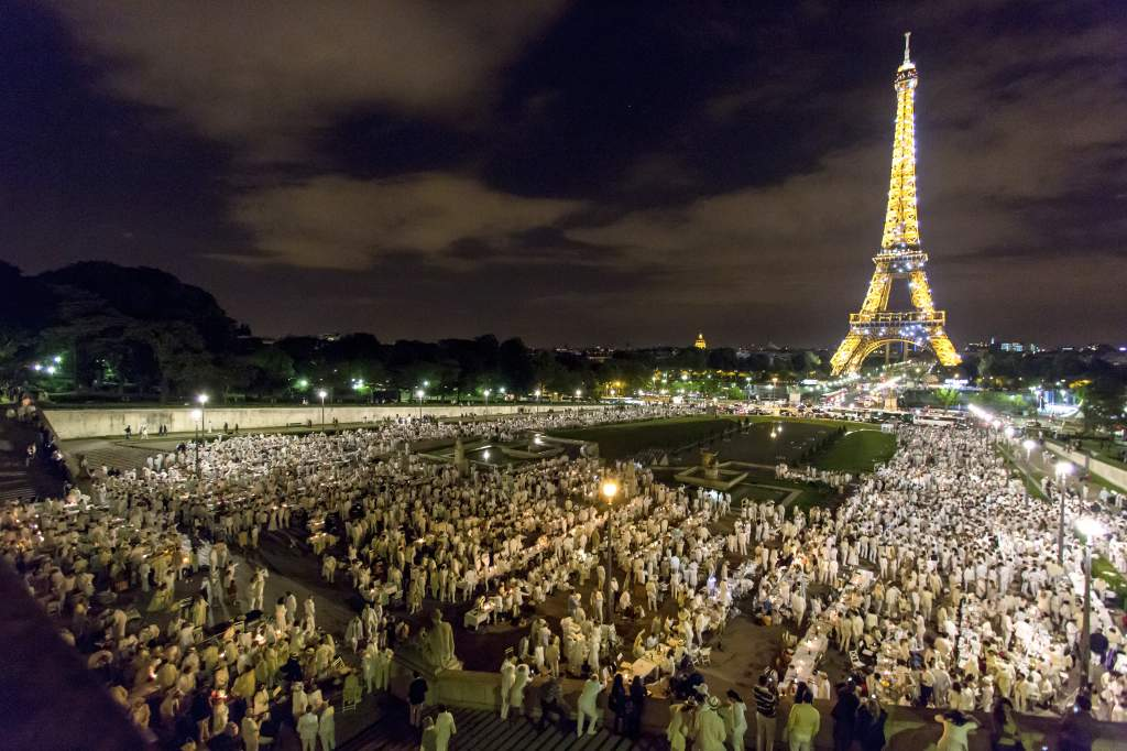 Diner en Blanc de Paris 2013, Photo Fabrice Malard_B6B2924
