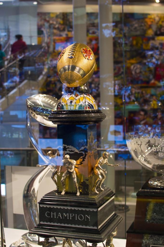 College Football Hall of Fame - Atlanta - The City Dweller (15)