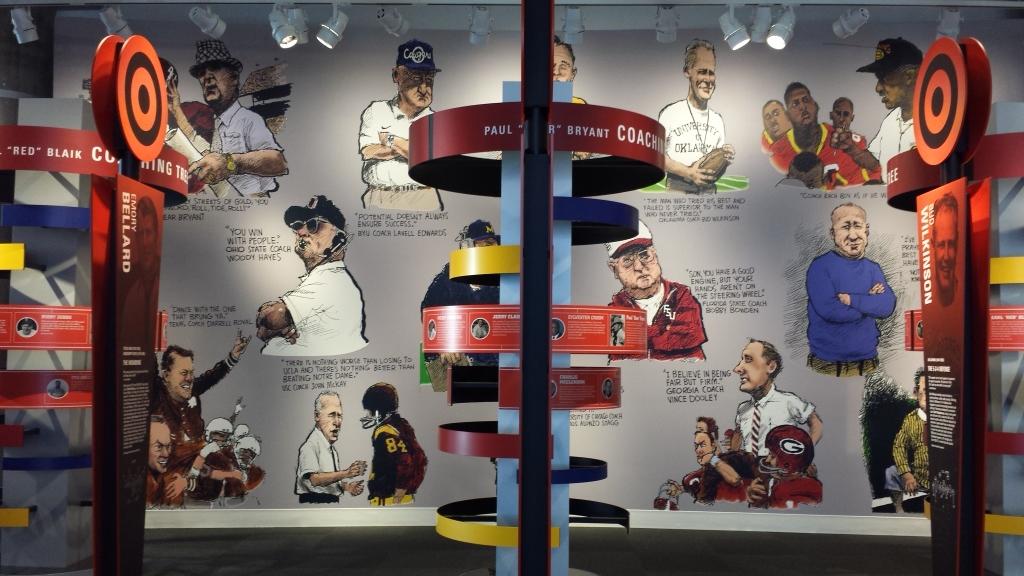 College Football Hall of Fame - Atlanta - The City Dweller (20)
