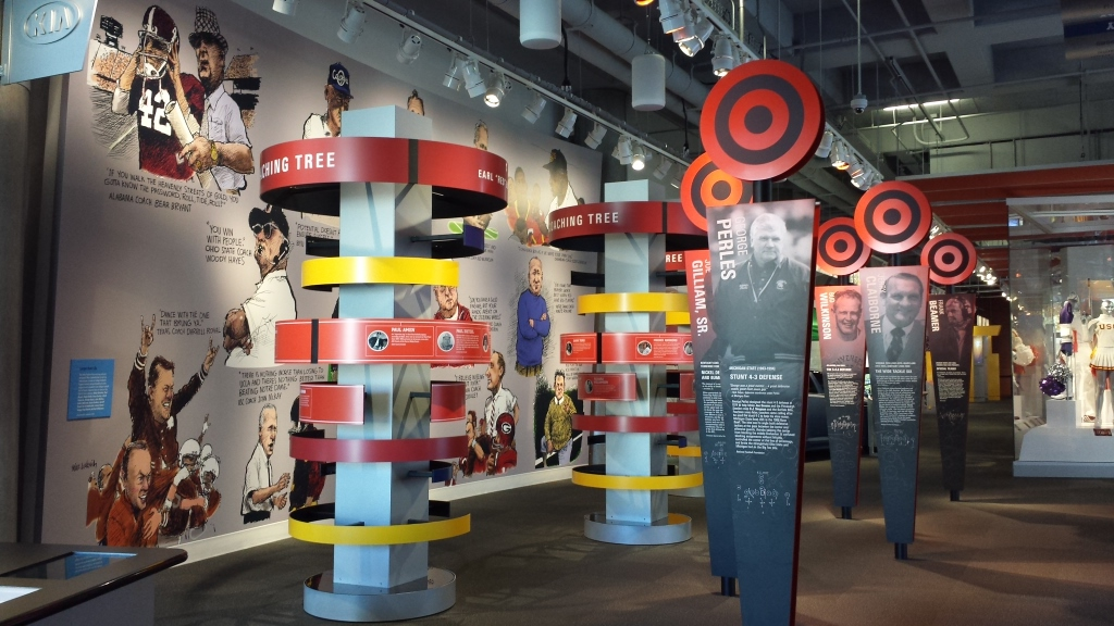 College Football Hall of Fame - Atlanta - The City Dweller (22)
