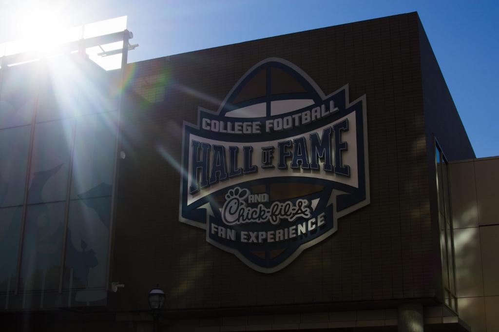 College Football Hall of Fame - Atlanta - The City Dweller (7)