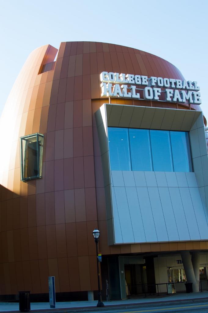 College Football Hall of Fame - Atlanta - The City Dweller (8)