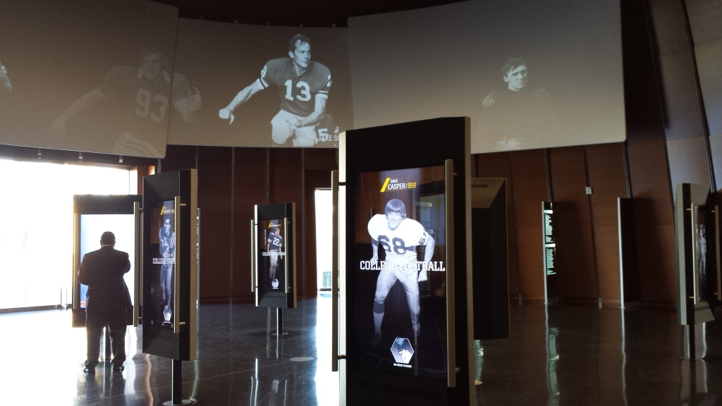 College Football Hall of Fame - Atlanta - The City Dweller (24)