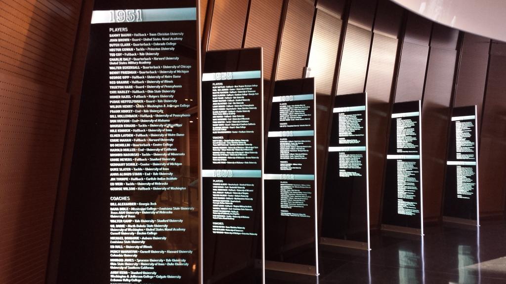 College Football Hall of Fame - Atlanta - The City Dweller (25)