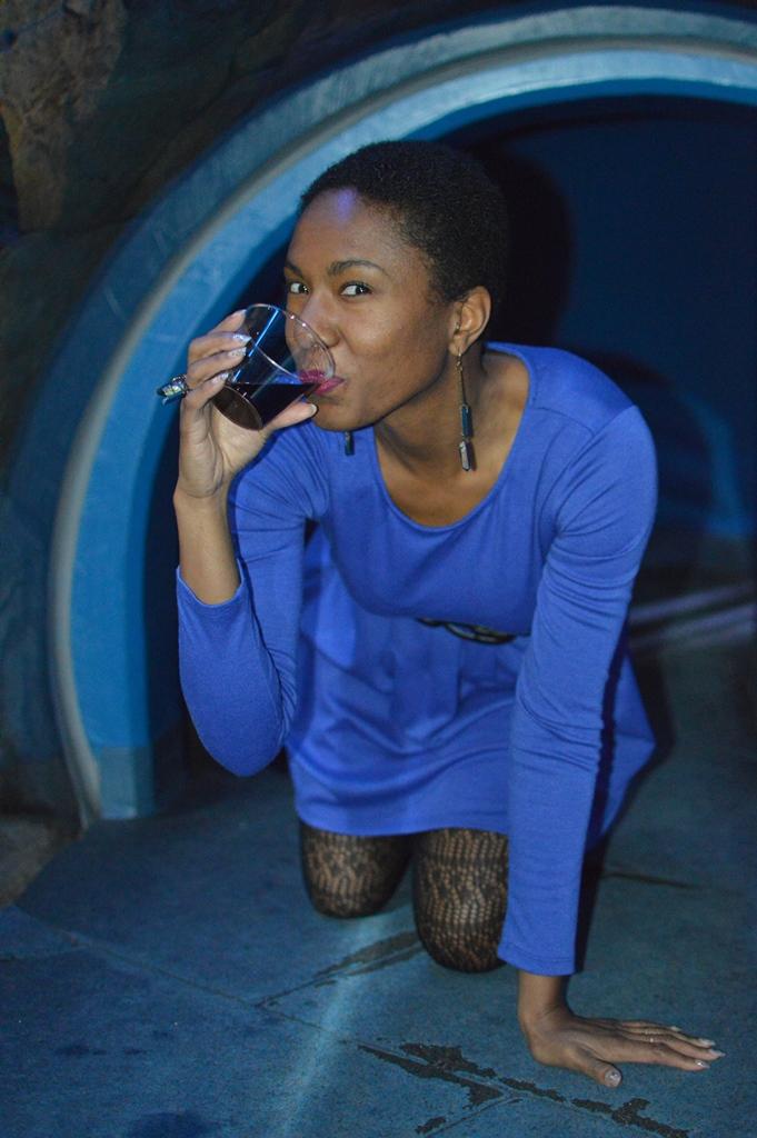 Sips Under the Sea - Georgia Aquarium - Atlanta - The City Dweller (41)
