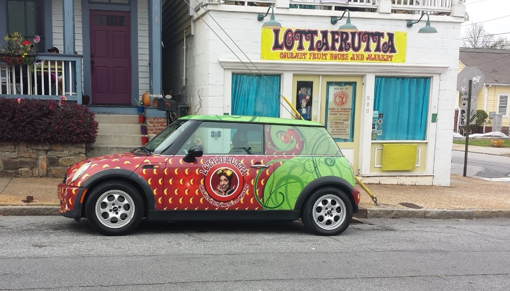 LottaFrutta - Atlanta - The City Dweller (5)
