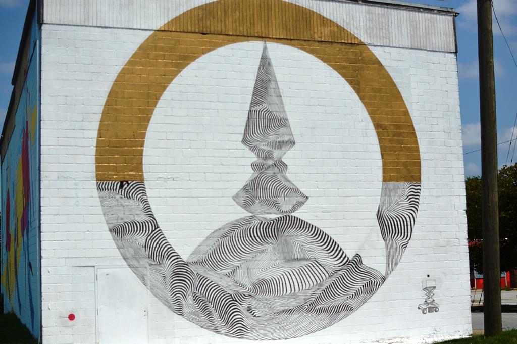 Street Art - Summerhill Atlanta - The City Dweller (4)