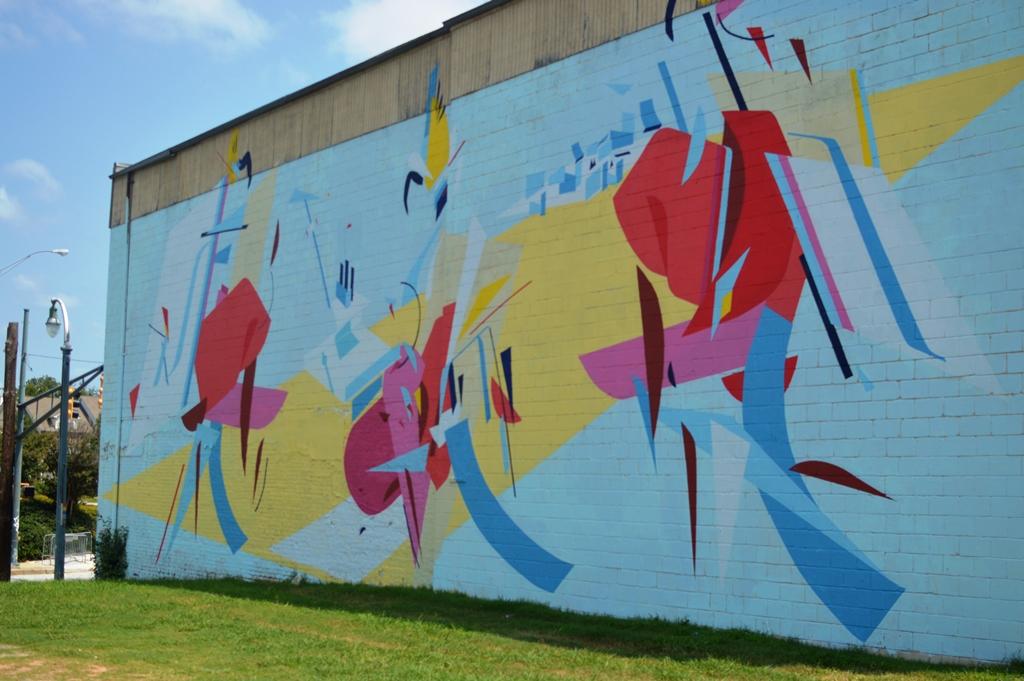 Street Art - Summerhill Atlanta - The City Dweller (5)