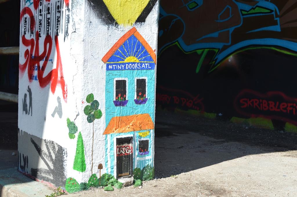 Tiny Doors ATL - The City Dweller (4)