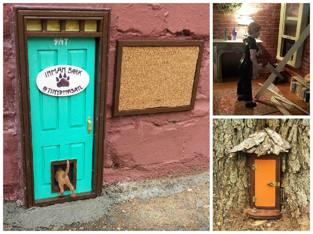 Tiny Doors ATL - The City Dweller