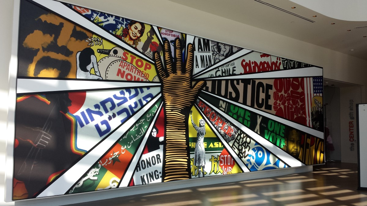 Center for Civil and Human Rights - Atlanta - The City Dweller (2)