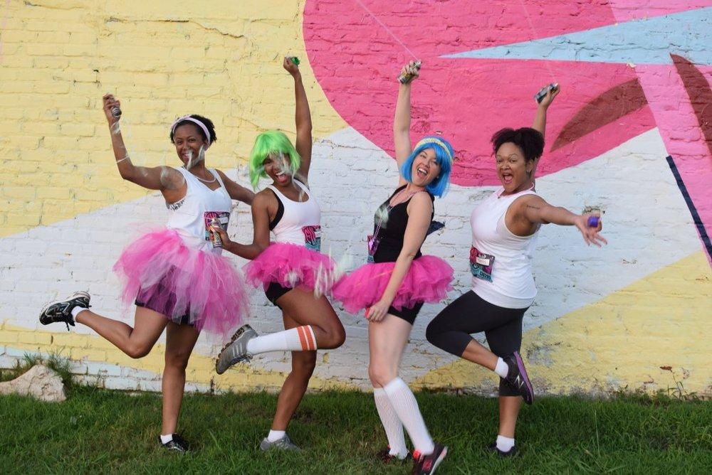 Color Fun Fest 2015 - Atlanta - The City Dweller (5)