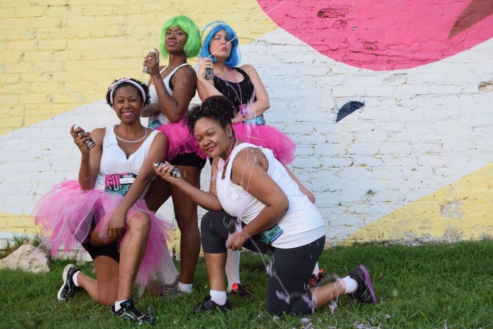Color Fun Fest 2015 - Atlanta - The City Dweller (7)