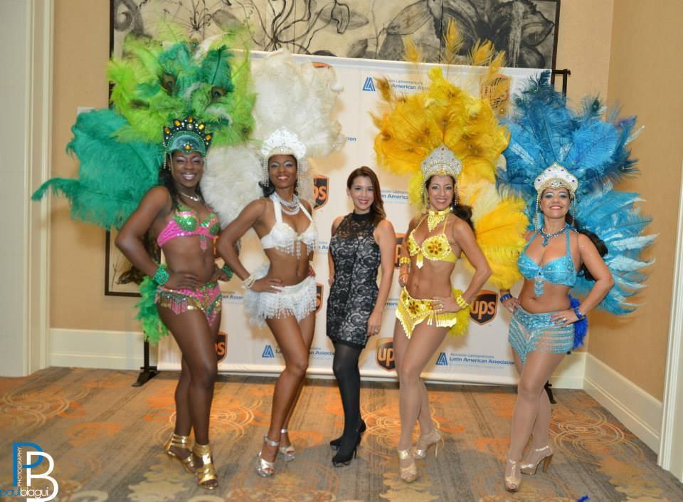 Latin Ball - Atlanta - The City Dweller