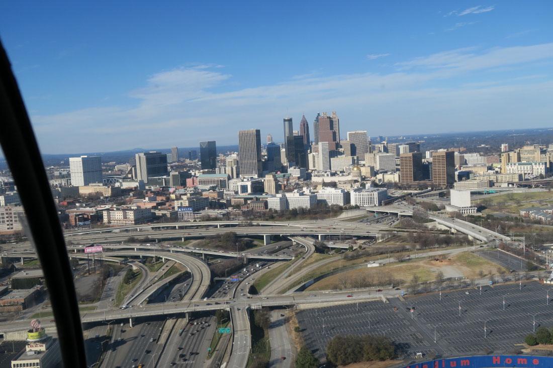 Helicopter Ride - Atlanta - The City Dweller (10)
