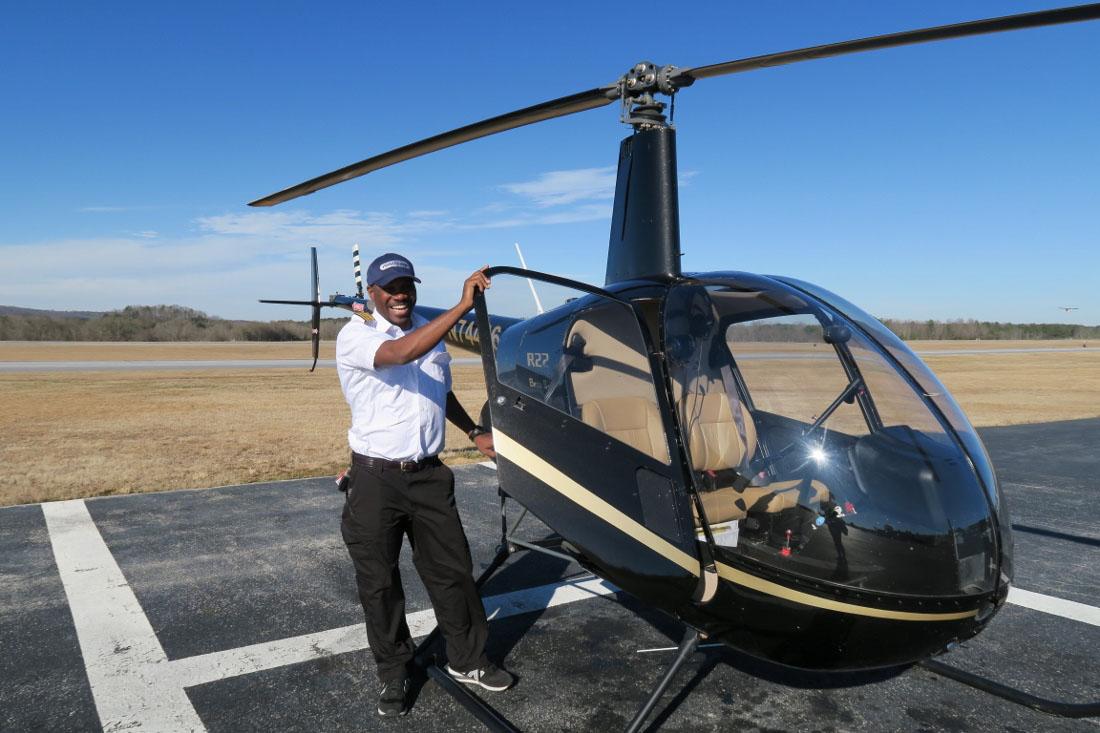 Helicopter Ride - Atlanta - The City Dweller (15)