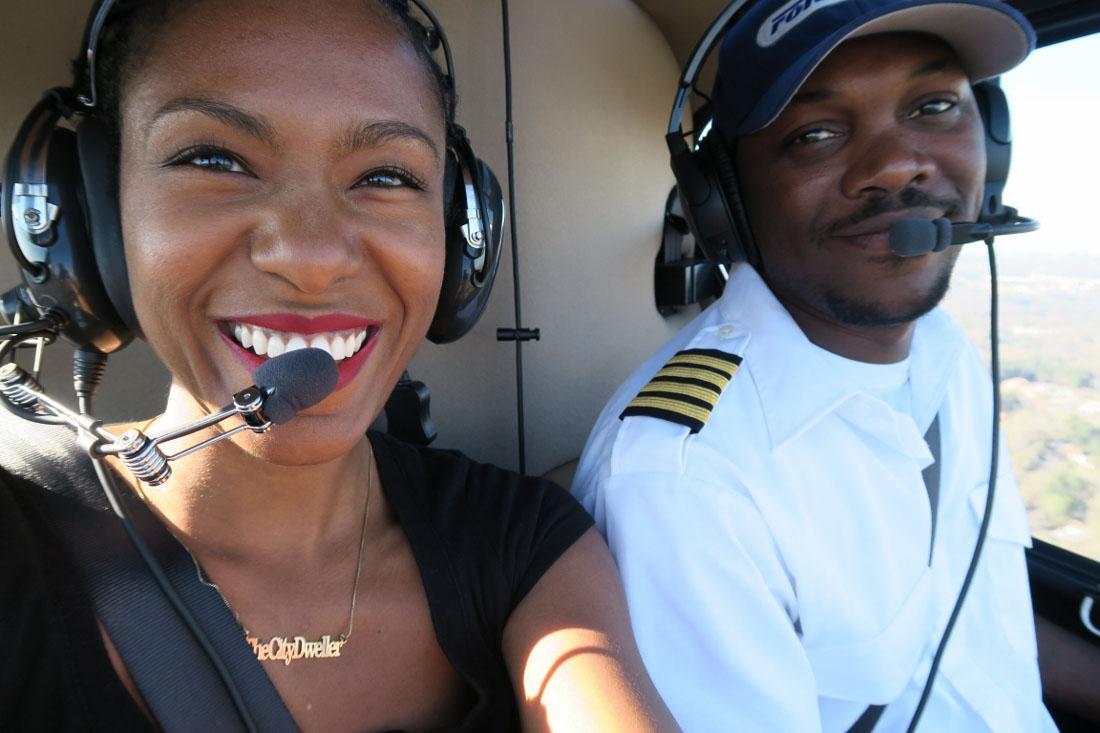Helicopter Ride - Atlanta - The City Dweller (26)