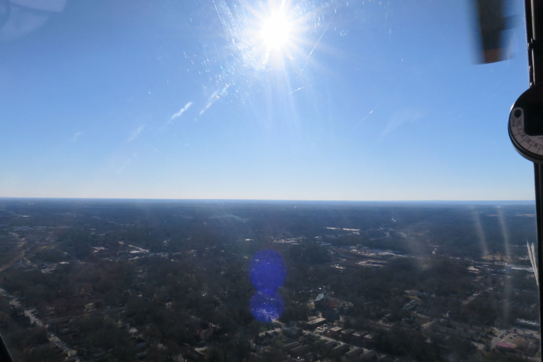 Helicopter Ride - Atlanta - The City Dweller (30)