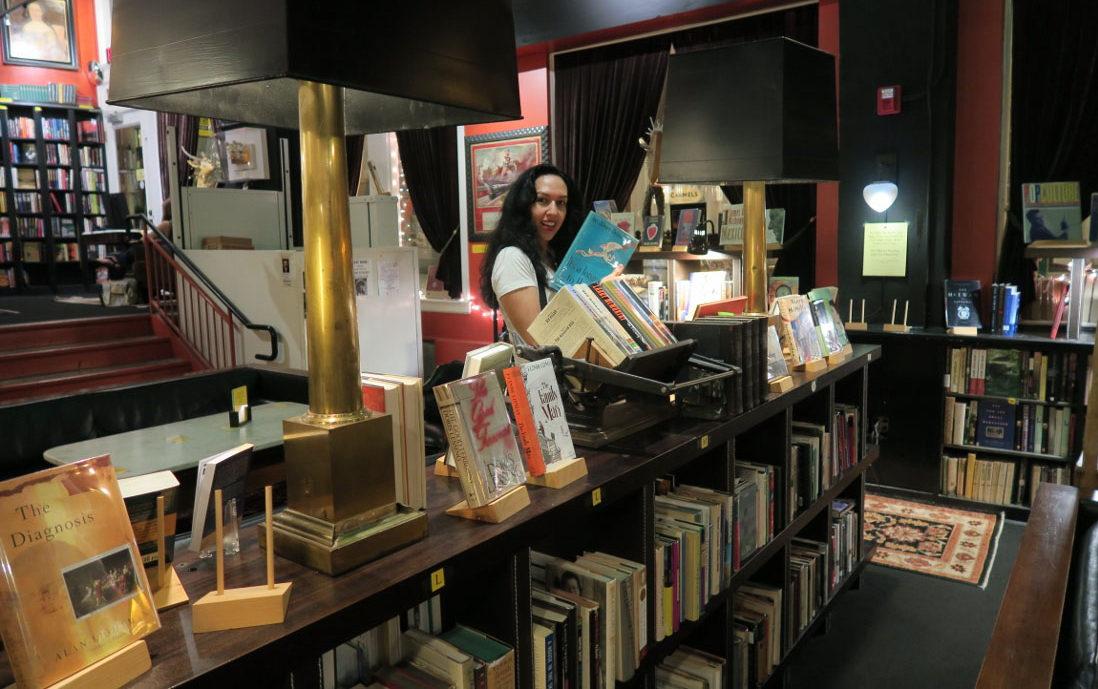 Bookstore - Asheville - The City Dweller (15)