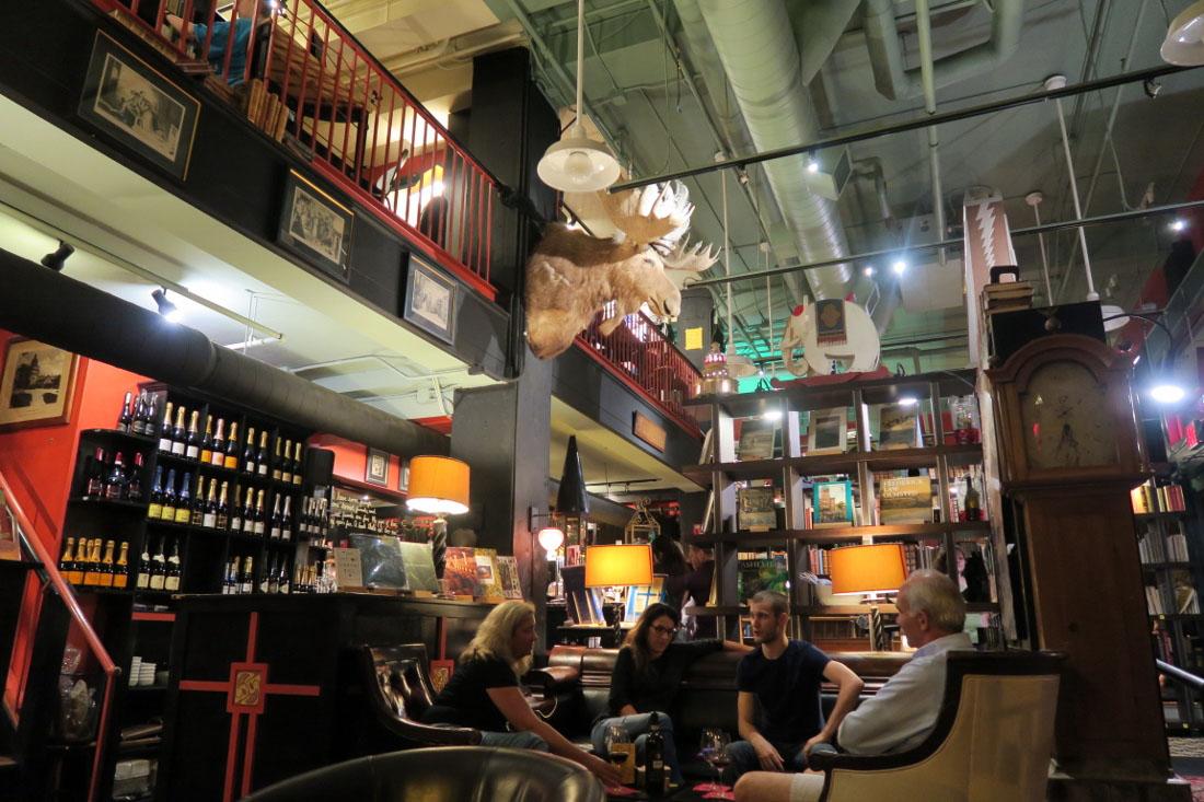Bookstore - Asheville - The City Dweller (6)