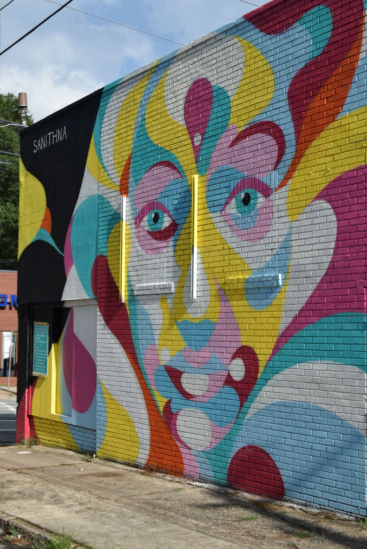 Street Art - Memorial Dr - Atlanta - The City Dweller (6)
