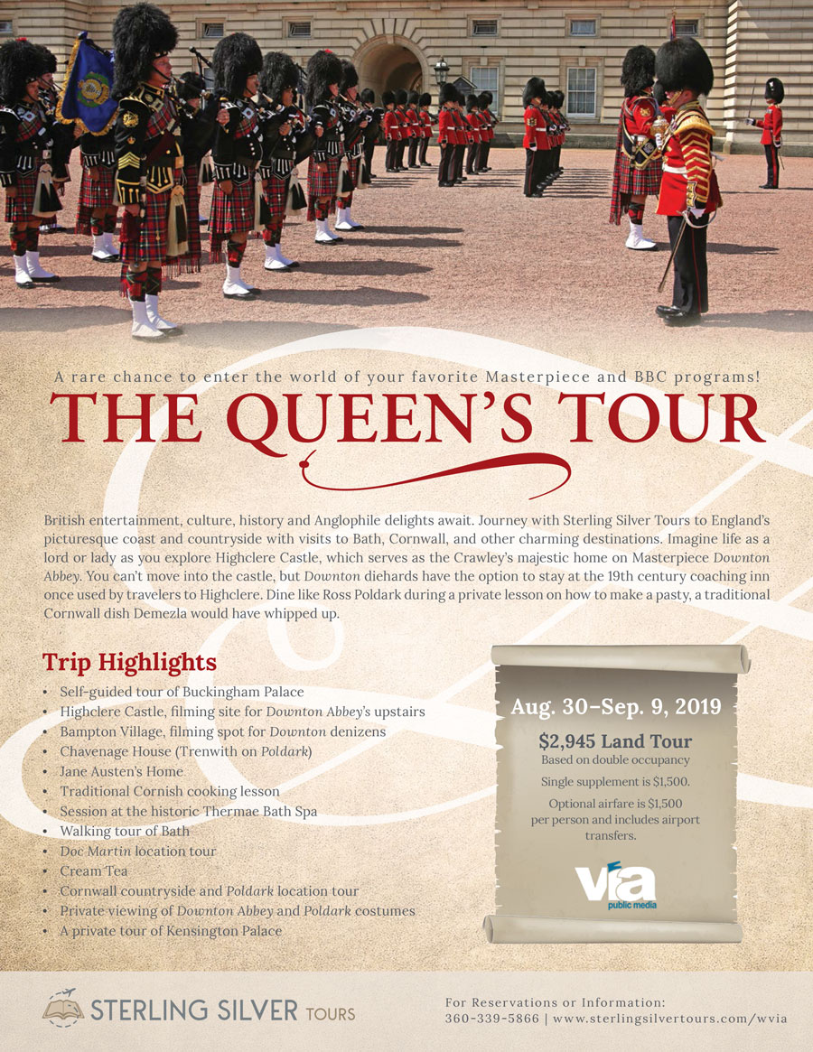 Want to learn more? - View tour flyer for details, pricing and itinerary.