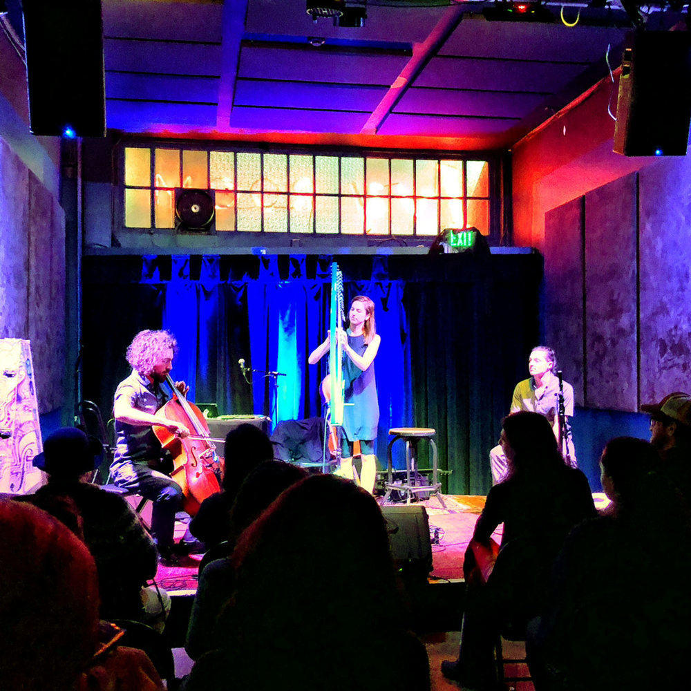 Cello Madness, December, 2017