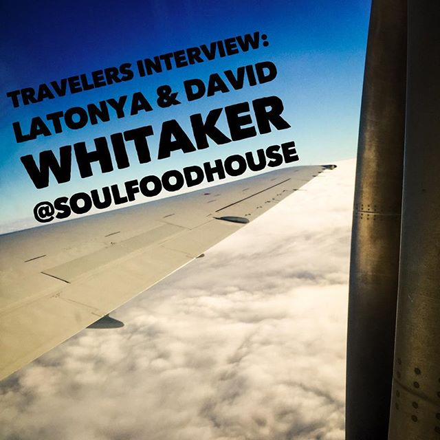 "Japan-based power couple LaTonya and David Whitaker share how stepping out on faith has led to their owning Tokyo's @SoulfoodHouse restaurant in AzabuJuban, after arriving in the land of the rising sun with only $76 between them. ✈️🙏🏾 Listen to their journey📡🎧 SoundCloud.com/TravelGraceMercy & ""Traveling Grace & Mercy"" on iTunes Podcast App . . . . . . #TasteTheLove #SoulFood #SoulFoodHouse #Restaurant #PowerCouple #Entrepreneur #Flight #Airplane #Planes #Adventure #Netflix #TasteMadeTravel #Japan #Tokyo #TravelingGraceAndMercy #Traveler #Travel #TravelGraceMercy #Journey #Traveling #TravelGram #Wanderlust #BlackInJapan #BlackTravel #Nomadness  #travelnoire #Podcast #Interview"