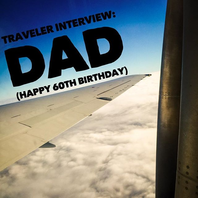 "#DadKnowsBest ""You need to travel to experience real life. If you're in one spot, you don't know what life is."" Listen to his journey to #Super60 years old and more travel wisdom ✈️🙏🏾🎧 https://soundcloud.com/travelgracemercy/dad . . . . ✈️ 🙏🏾 #TravelGraceMercy #Expat #BlackAndAbroad #Travel #Journey #Military #Traveling #TravelGram #TravelIsLife #Marines #Pilot #Flight #Airplane #Planes #TravelingGraceAndMercy #Traveler #Wanderlust #BlackTravel #Nomadness #BlackTravelJourney  #travelnoire #Podcast #Interview"