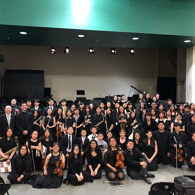 Our Spring Festival was a great success! Thank you to everyone that came out to support us! We had a great time making music with everyone :)