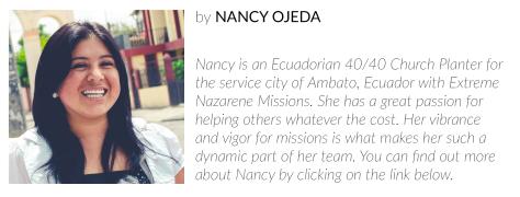 nancy bio