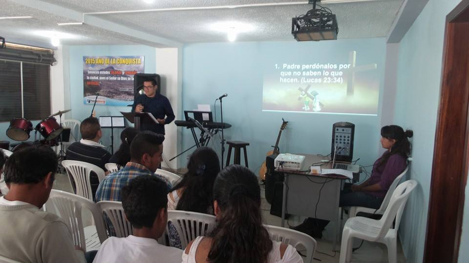 Holy Week at Ibarra Church Plant — ardeo global