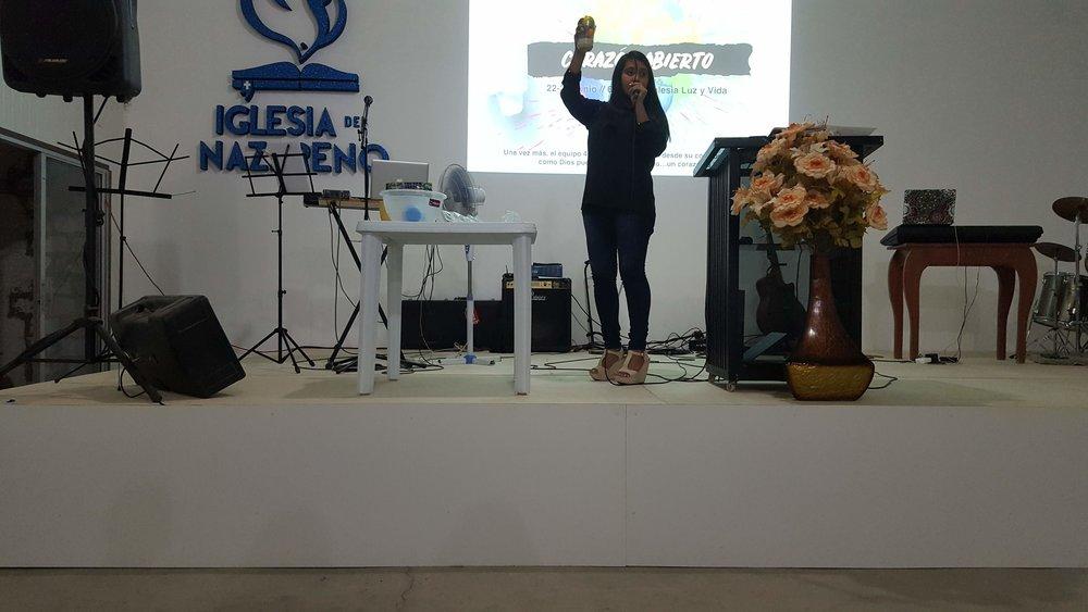 Noemi - Intimacy with Jesus
