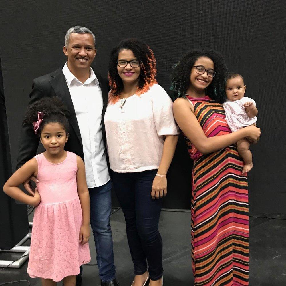 Marcos and Ericelia Pereira-Lead Pastors