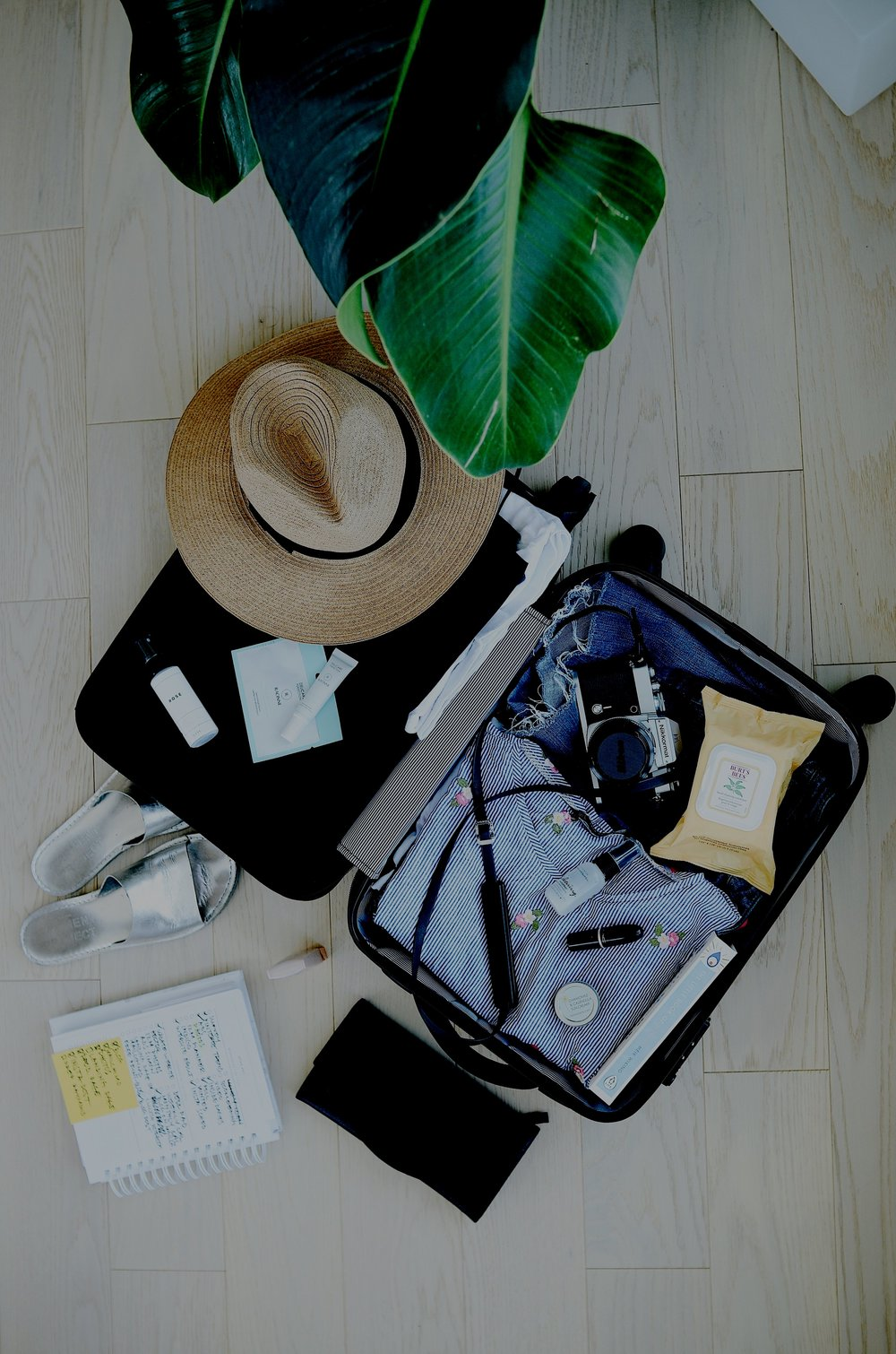 Luggage, Packing, and Dress Code -