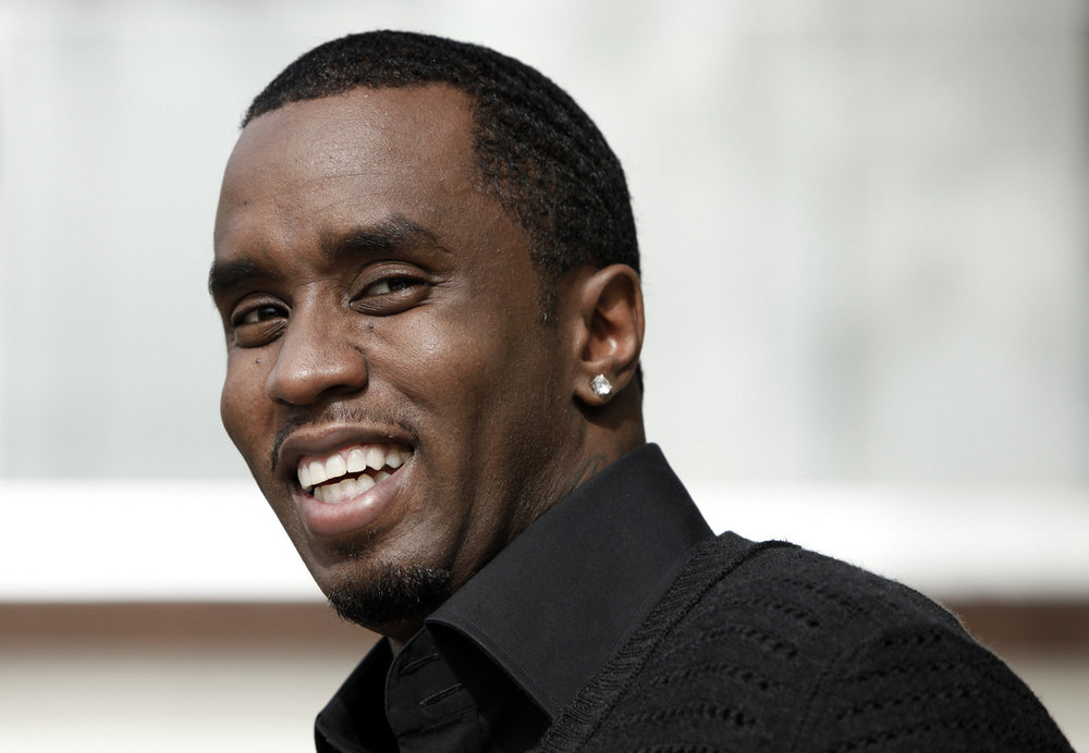 """SEAN """"P Diddy"""" COMBS"""