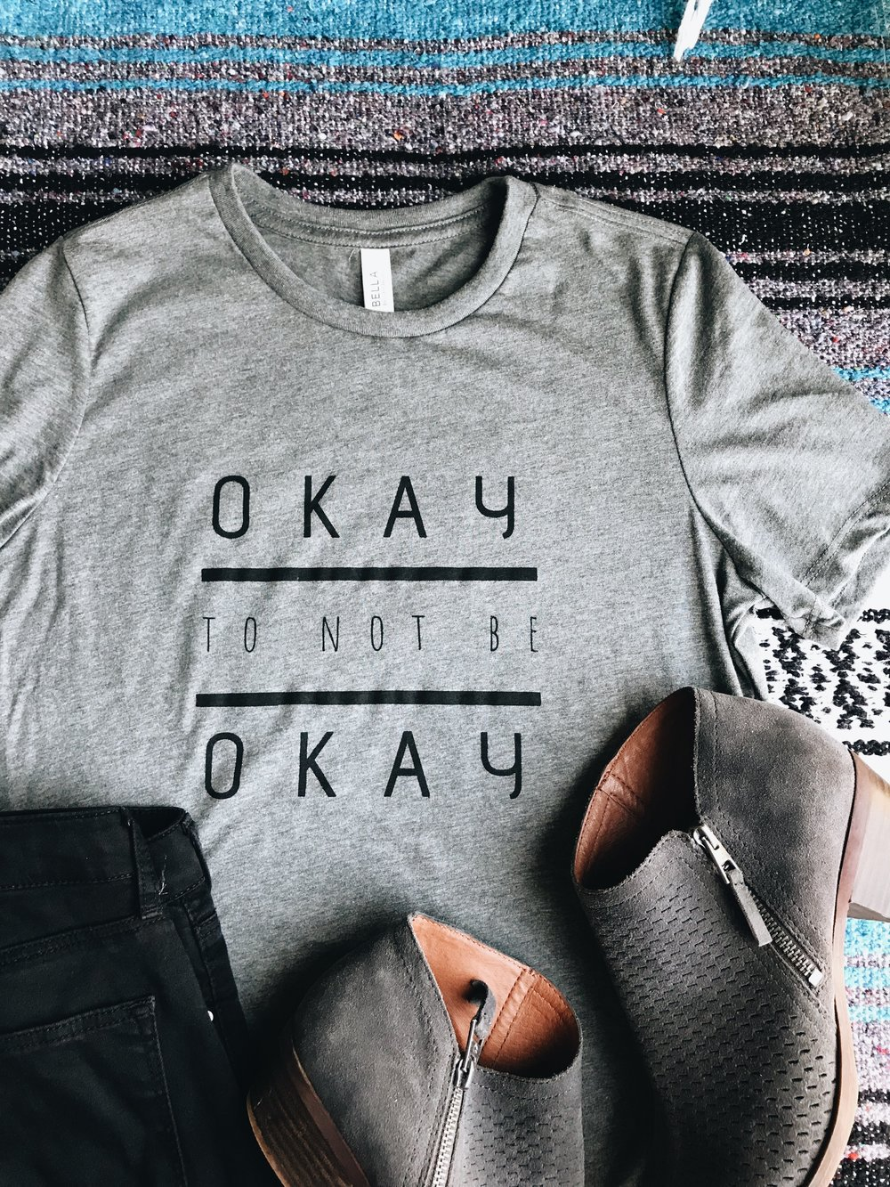 okay to not be okay graphic tee by all graced up blog proceeds go to the hydrocephylus association.jpg
