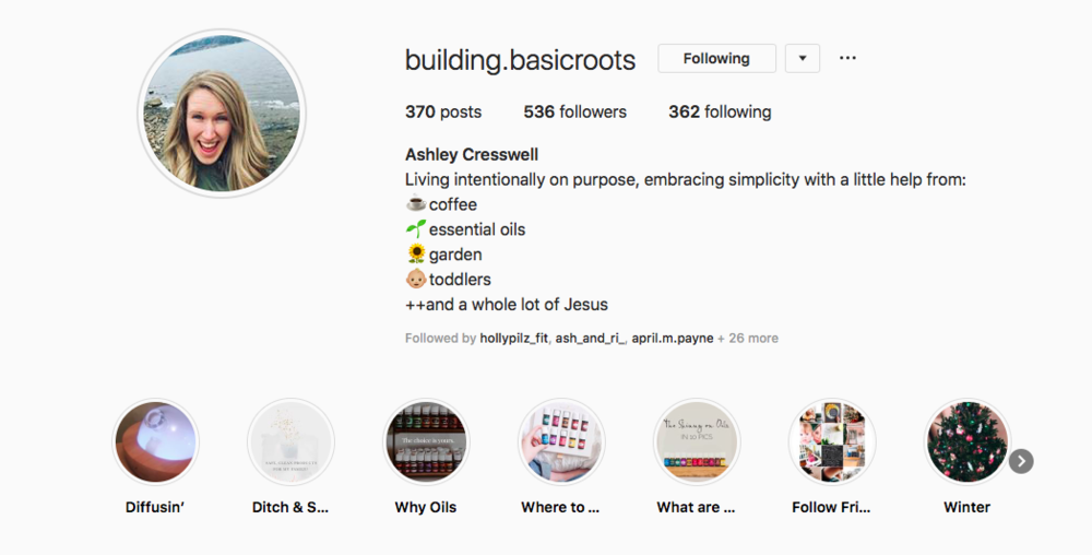 time management tip from building basicroots instagram image.png